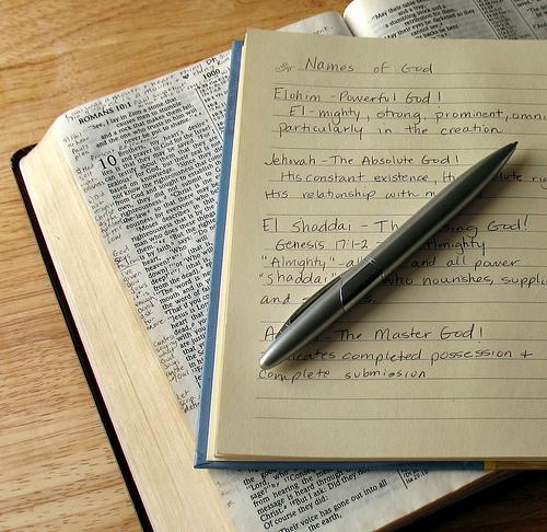 Cum să studiezi Biblia sistematic?