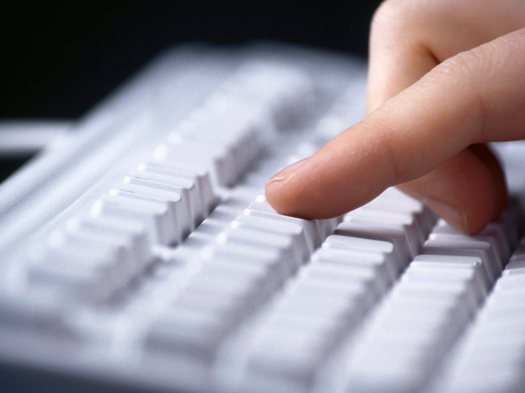 Keyboard-fingers
